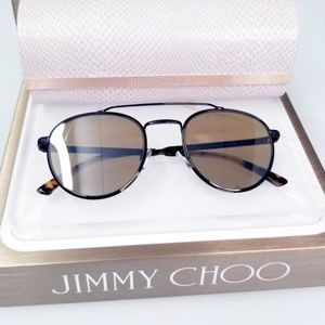 NWT Jimmy Choo Dave/S - Anst4 Sunglasses